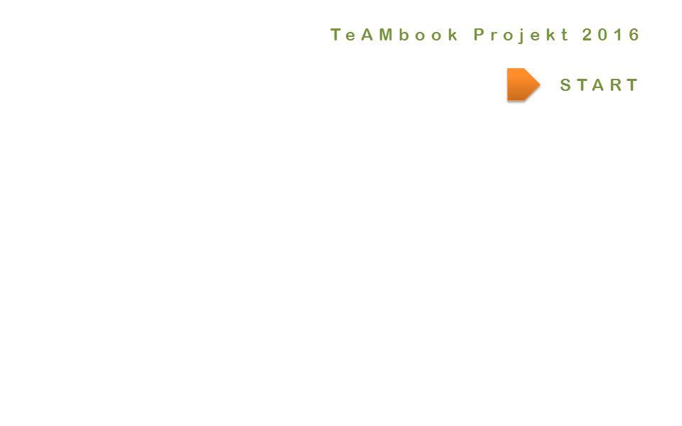 START TeAMbook Projekt 2016