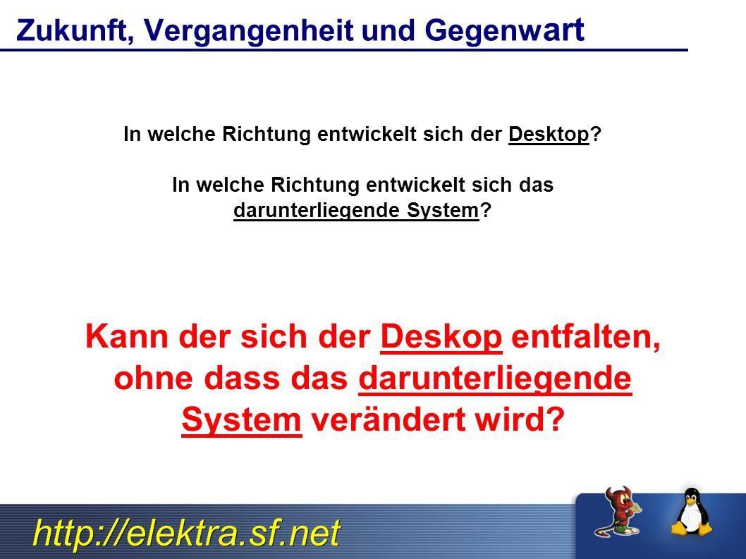 http://elektra.sf.net Viele Bankends in Entwicklung.