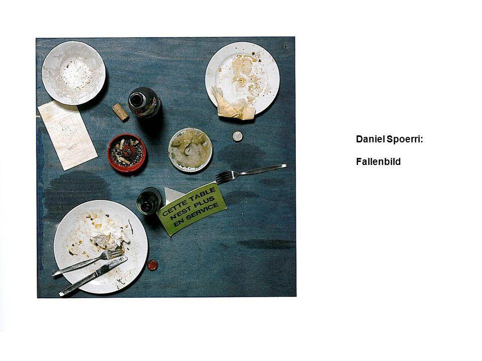 Daniel Spoerri: Fallenbild