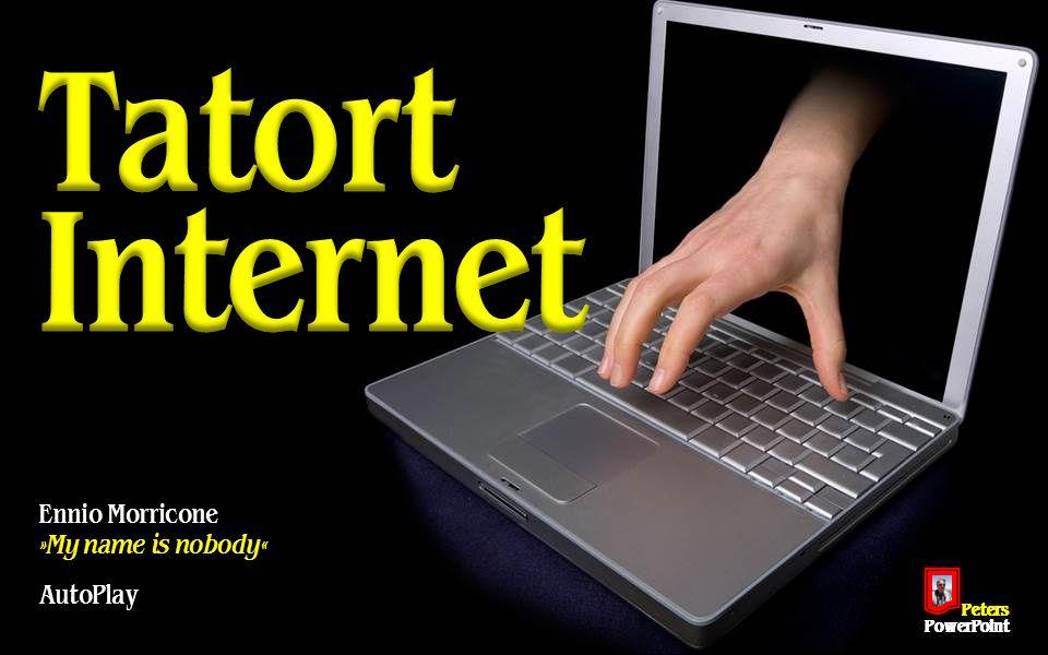 Das Internet wird von Menschen gemacht, von Menschen betrieben und von Menschen genutzt.