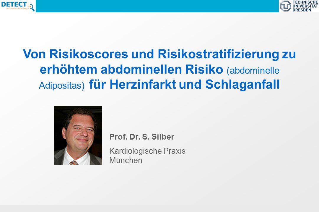 ECNP-Task Force Report 2005 : Size and burden of Mental Disorders in the EU Von Risikoscores und Risikostratifizierung zu erhöhtem abdominellen Risiko (abdominelle Adipositas) für Herzinfarkt und Schlaganfall Prof.