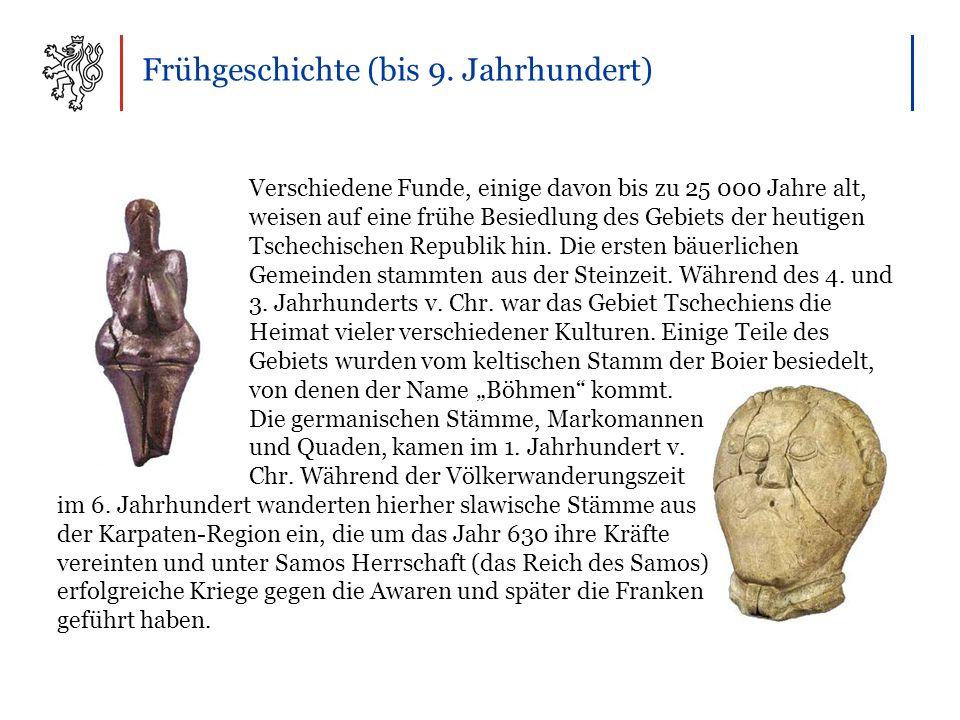 Frühgeschichte (bis 9.