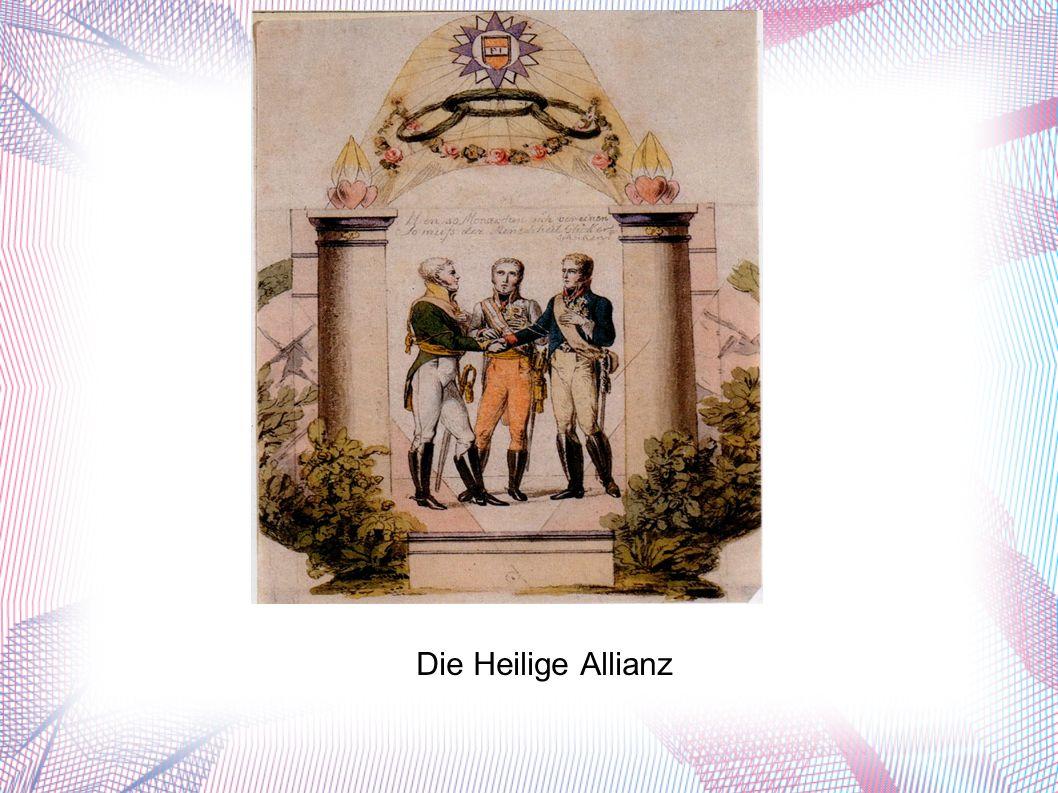 Die Heilige Allianz