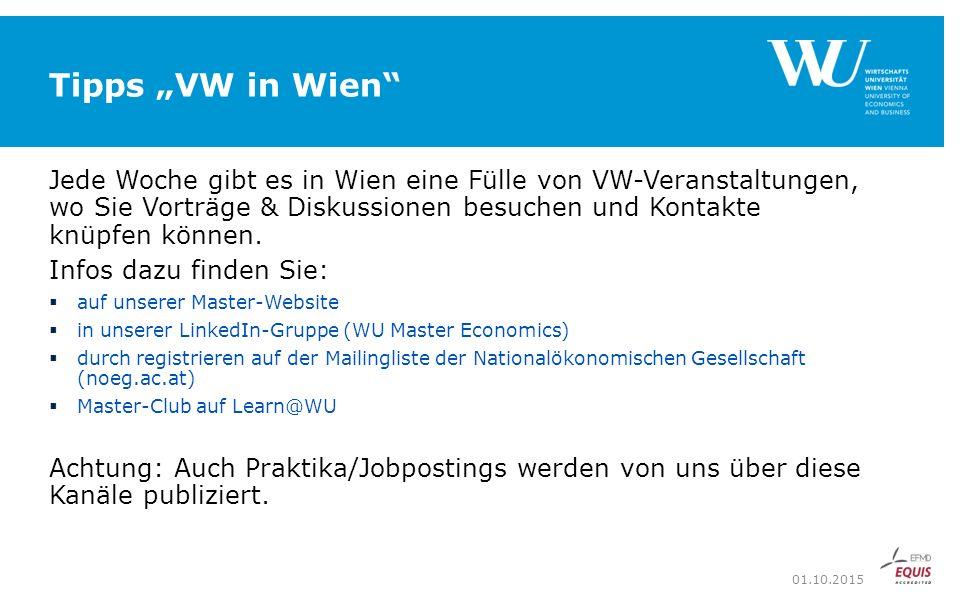 """Tipps """"VW in Wien Jede Woche gibt es in Wien eine Fülle von VW-Veranstaltungen, wo Sie Vorträge & Diskussionen besuchen und Kontakte knüpfen können."""