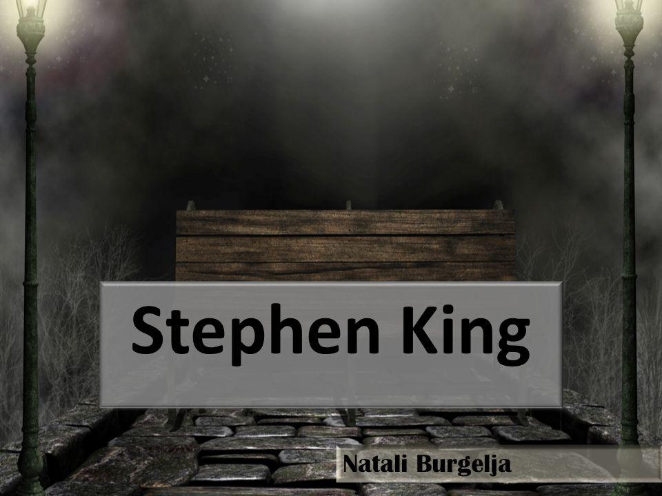 Stephen King Natali Burgelja