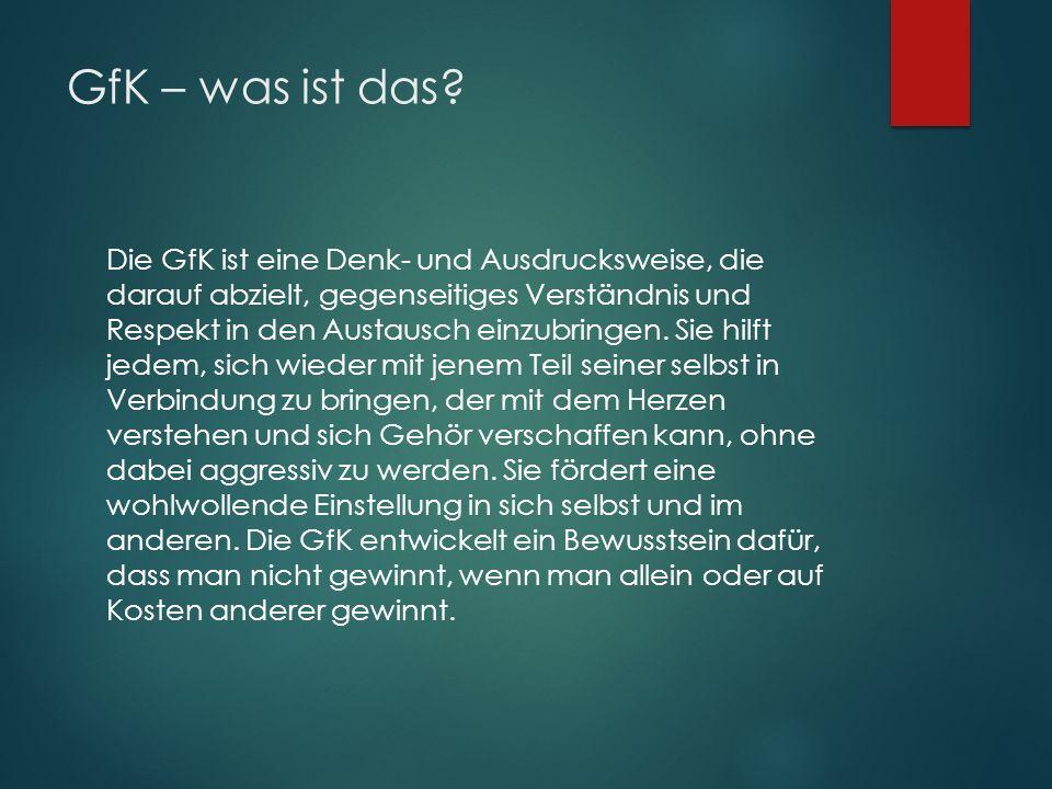 GfK – was ist das.