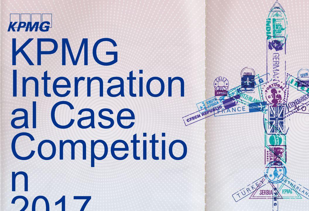1 © 2016 KPMG International Cooperative ( KPMG International ), a Swiss entity.