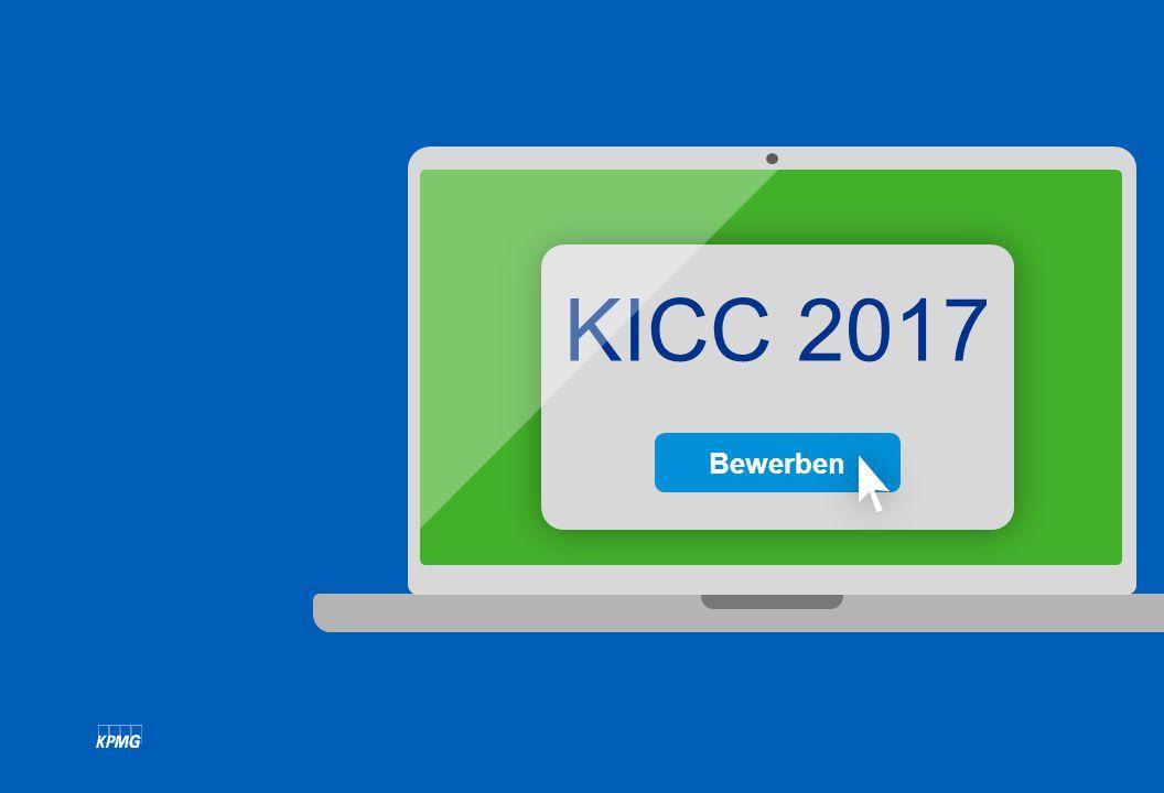 KICC 2017 Bewerben