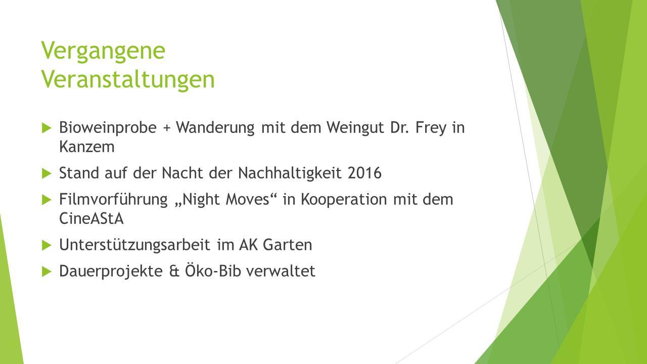 Vergangene Veranstaltungen  Bioweinprobe + Wanderung mit dem Weingut Dr.