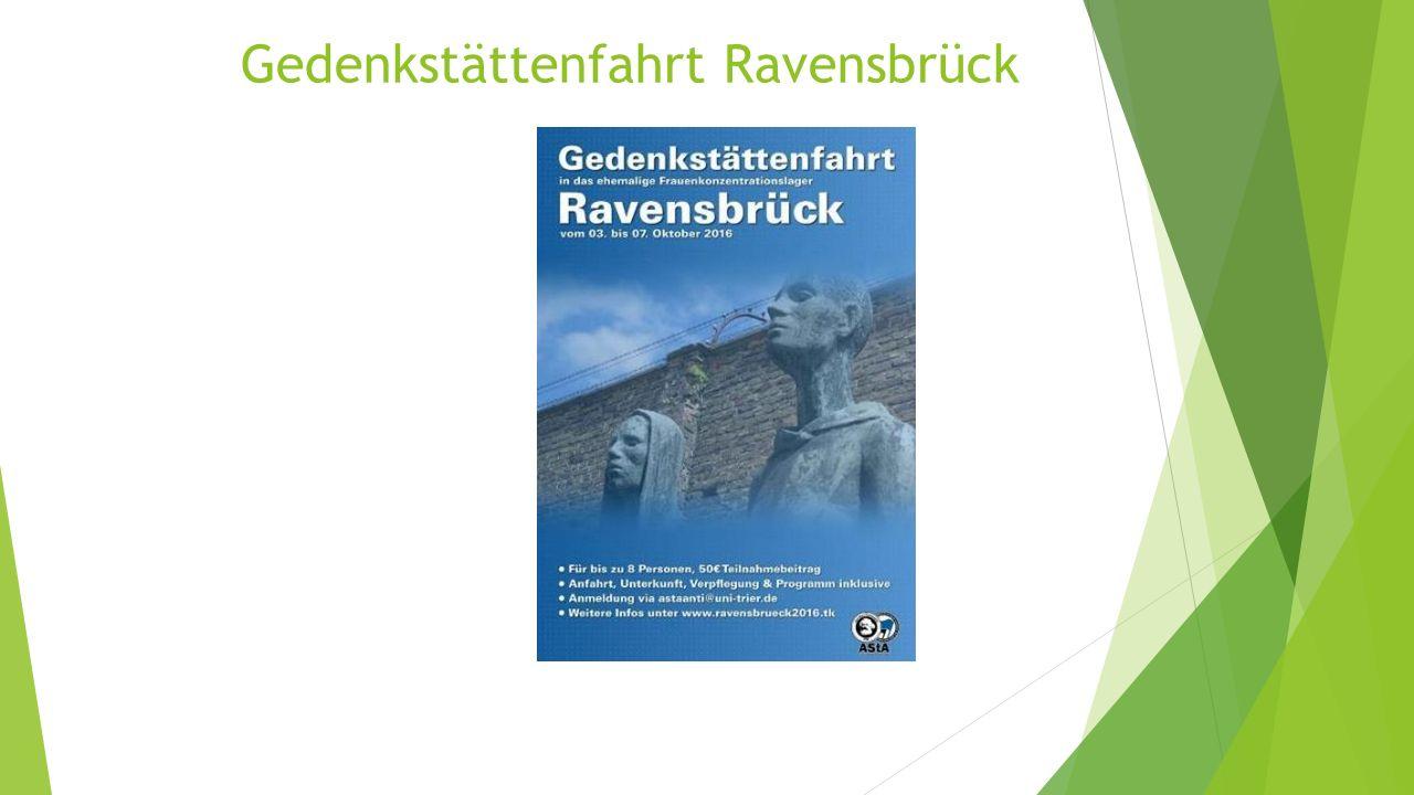 Gedenkstättenfahrt Ravensbrück