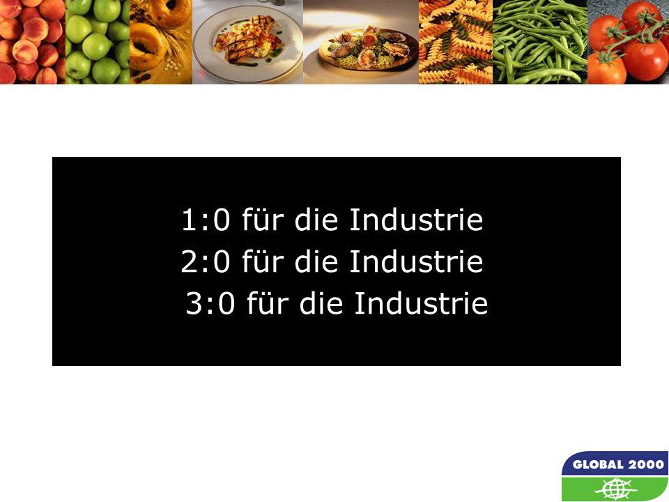 21 1:0 für die Industrie 2:0 für die Industrie 3:0 für die Industrie