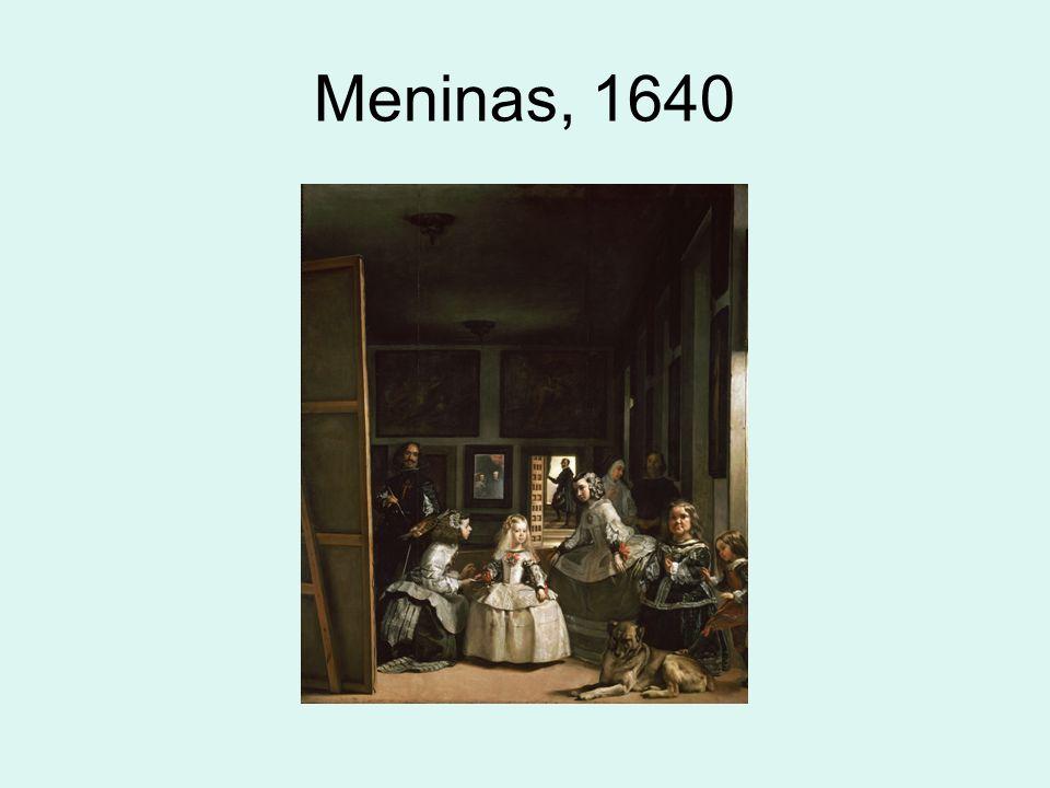Meninas, 1640