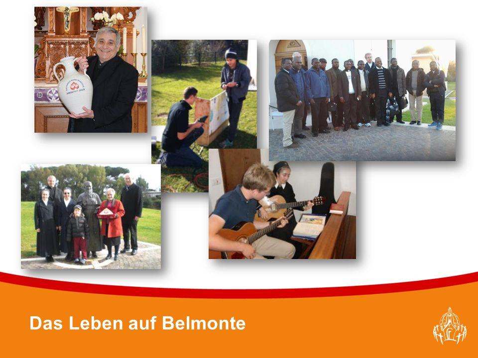 Textmasterformate durch Klicken bearbeiten 13 Das Leben auf Belmonte