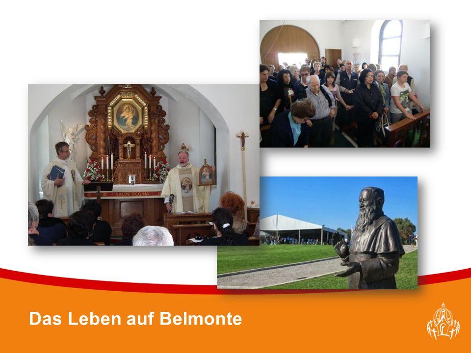 Textmasterformate durch Klicken bearbeiten 14 Das Leben auf Belmonte