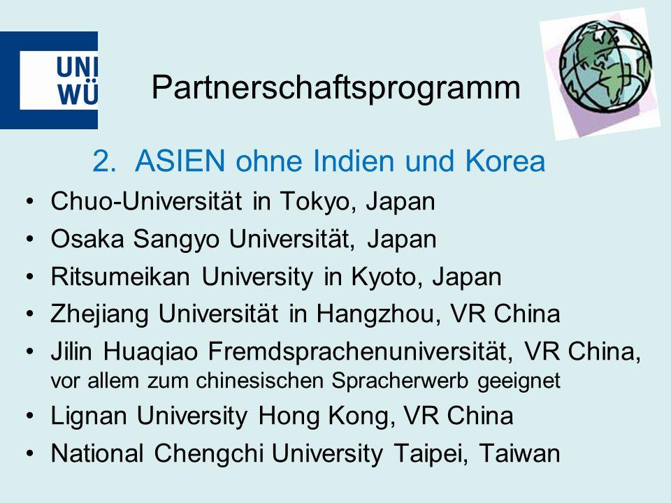 Partnerschaftsprogramm 2.
