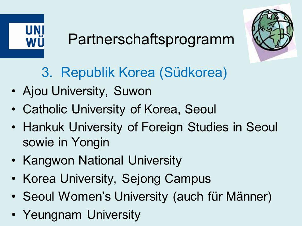 Partnerschaftsprogramm 3.