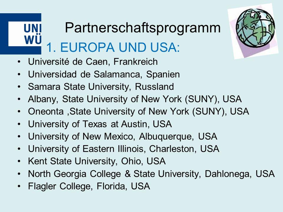 Partnerschaftsprogramm 1.