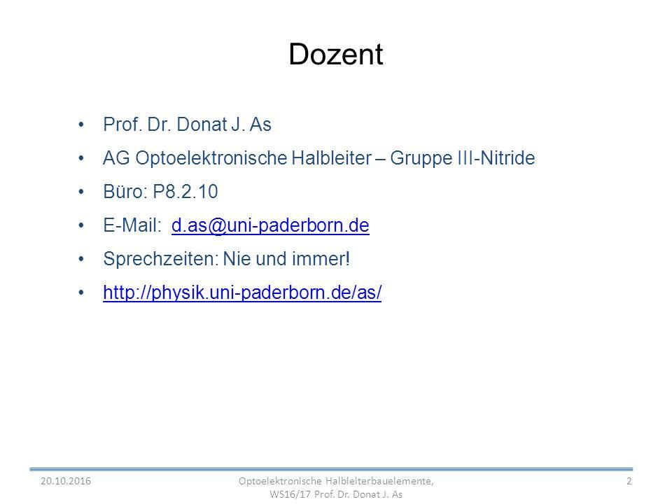 2 Dozent Prof. Dr. Donat J.