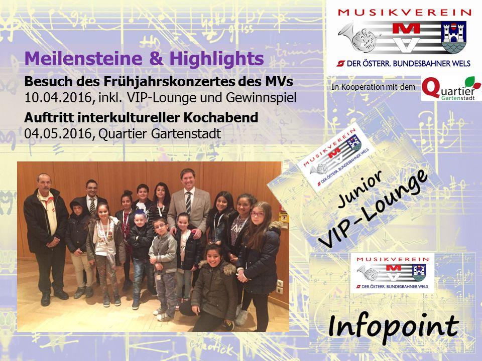 In Kooperation mit dem Meilensteine & Highlights Besuch des Frühjahrskonzertes des MVs 10.04.2016, inkl.