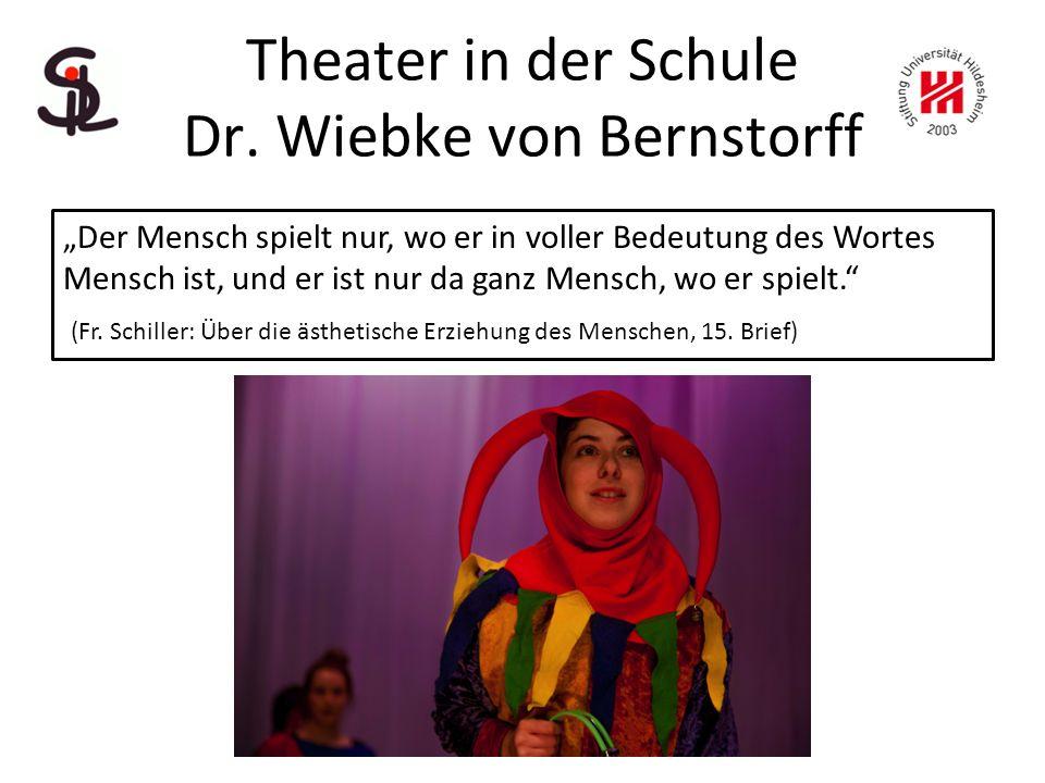 Theater in der Schule Dr.
