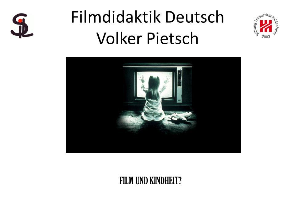 FILM UND KINDHEIT