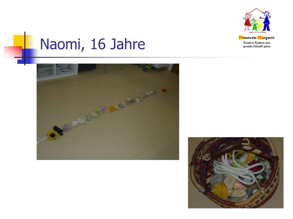 Naomi, 16 Jahre