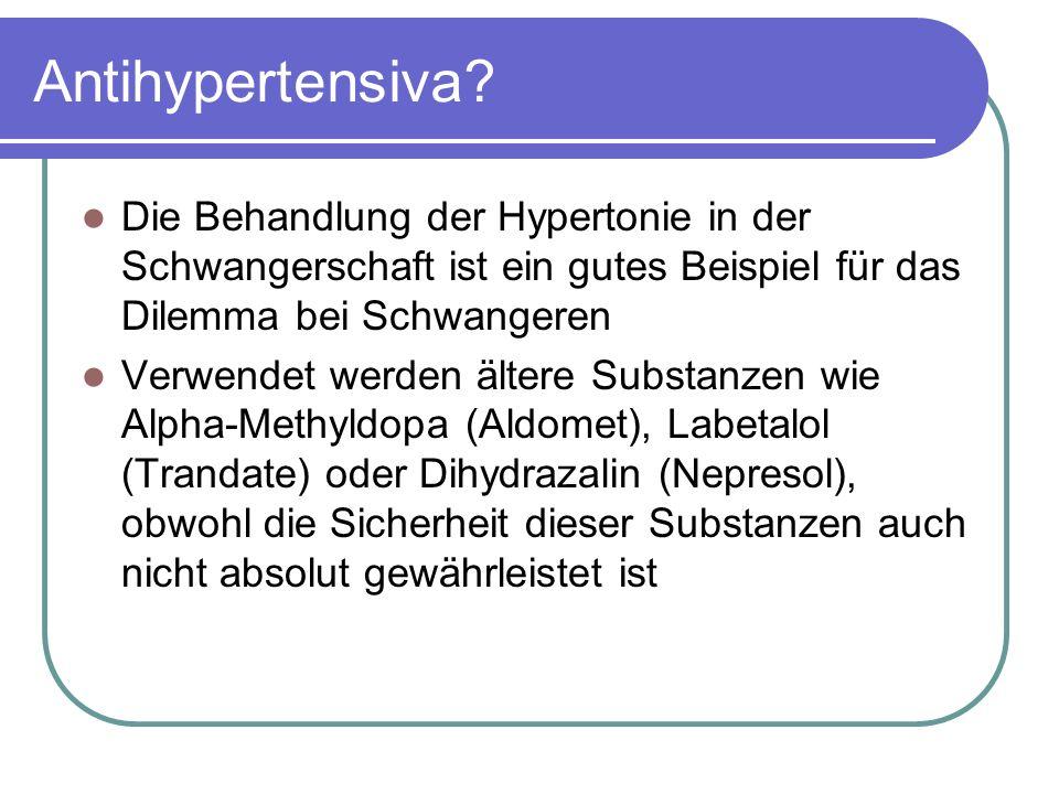 Antihypertensiva.