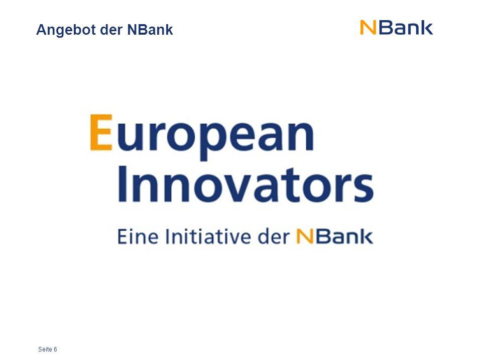 Seite 6 Angebot der NBank