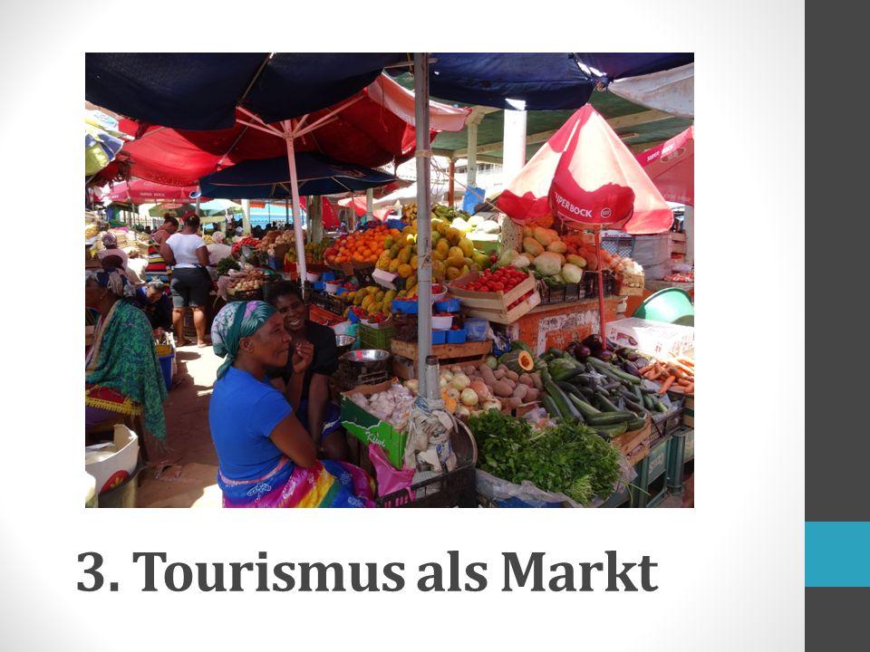 3. Tourismus als Markt