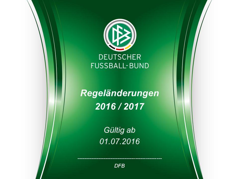 1 DFB Version 3 | 16.08.2013 | Verein A – Verein B | 06.