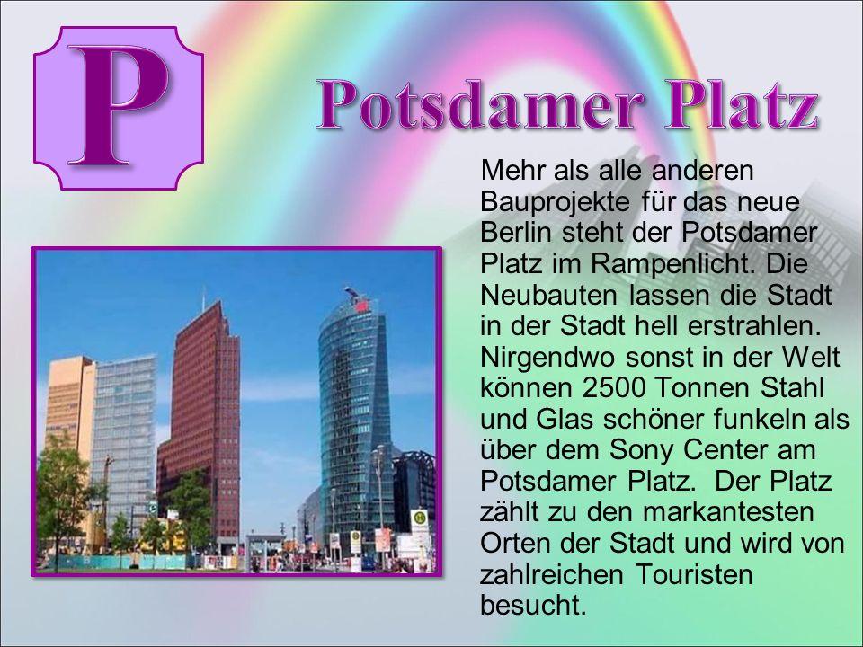 Mehr als alle anderen Bauprojekte für das neue Berlin steht der Potsdamer Platz im Rampenlicht.