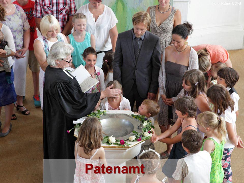 Foto: Rainer OettelPatenamt