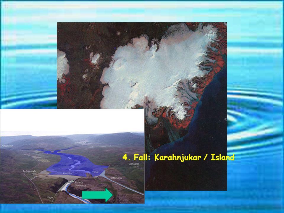 3. Fall: Lesotho Highlands Projekt