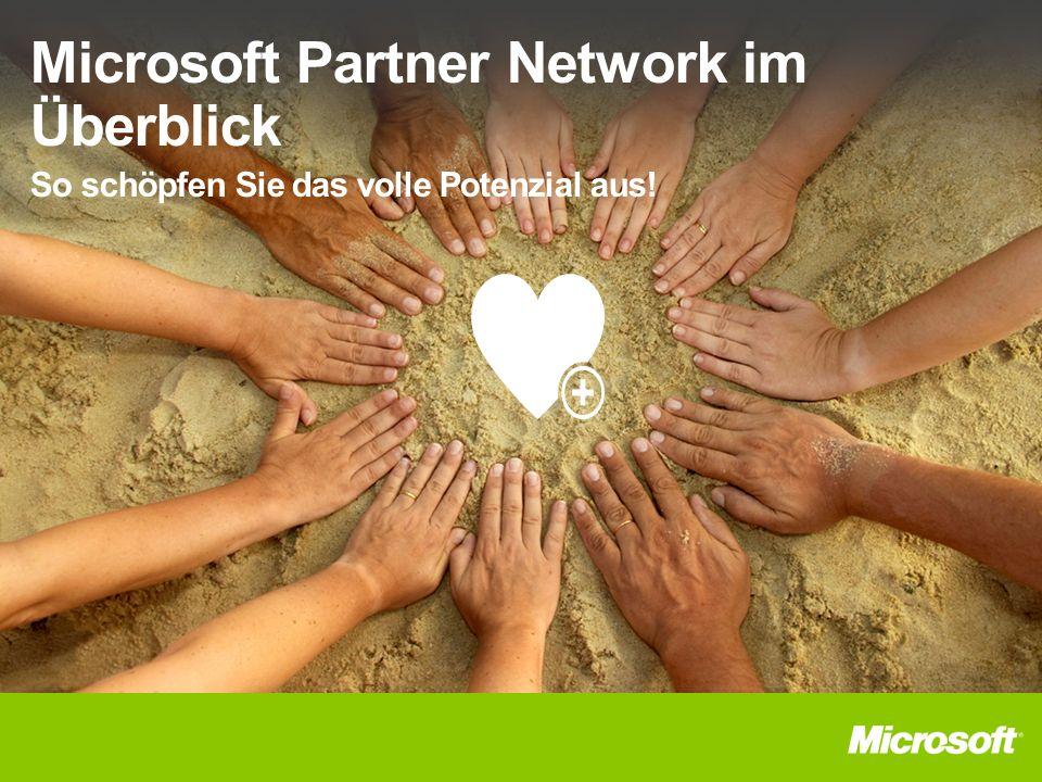 Microsoft Partner Network im Überblick So schöpfen Sie das volle Potenzial aus!