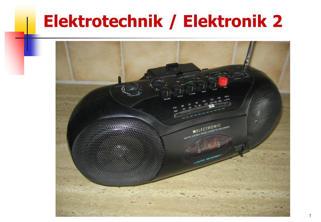 1 Elektrotechnik / Elektronik 2