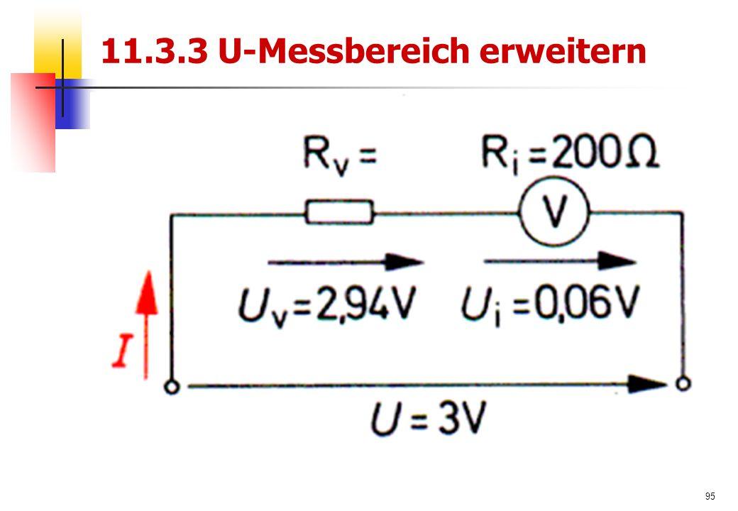 95 11.3.3 U-Messbereich erweitern