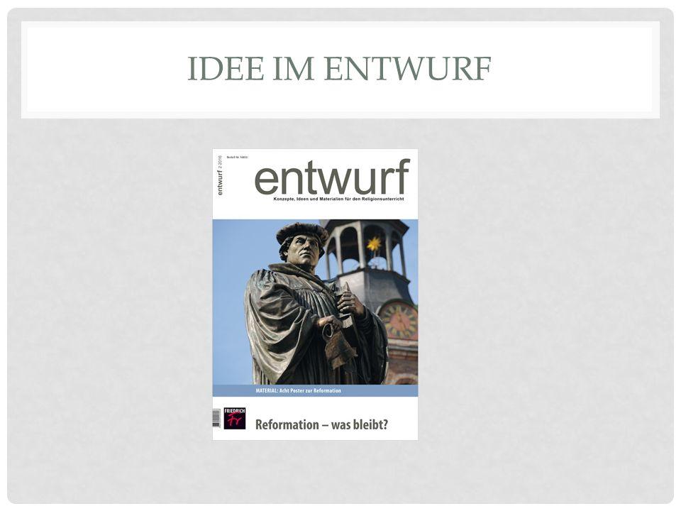 IDEE IM ENTWURF