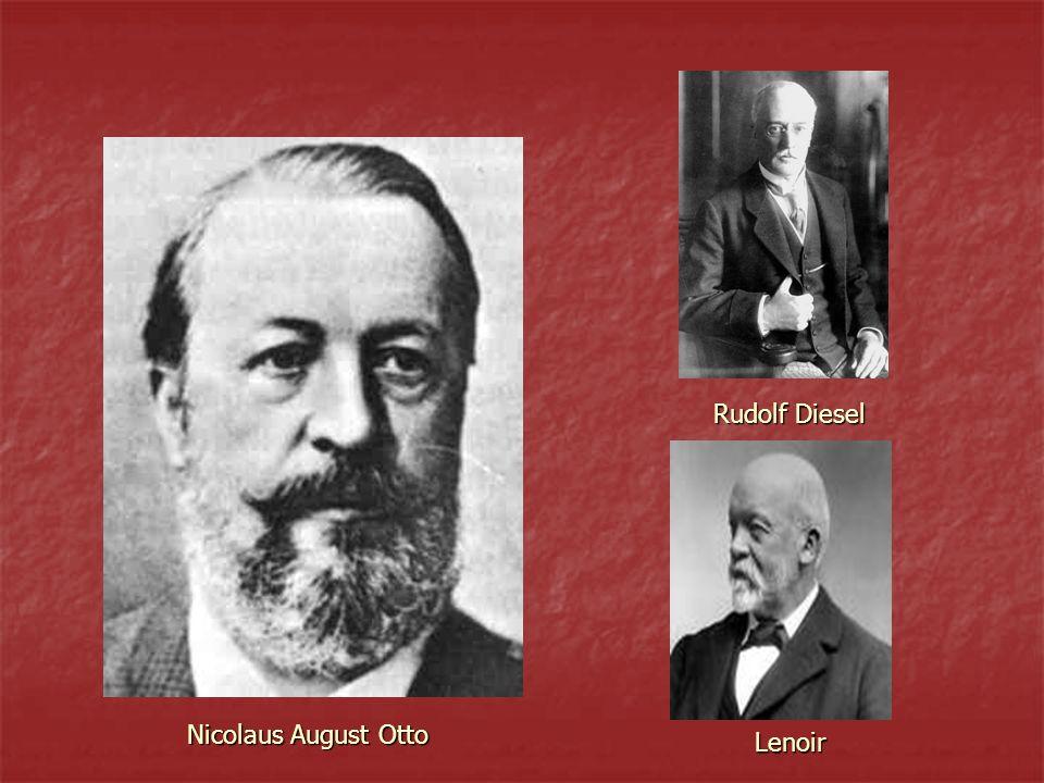 Nicolaus August Otto Rudolf Diesel Lenoir