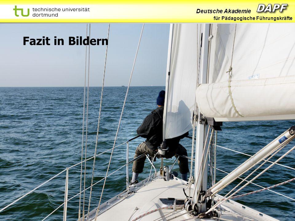 Deutsche Akademie für Pädagogische Führungskräfte Papenburg, 08.09.2016 Folie 12 Hans-Günter Rolff Fazit in Bildern