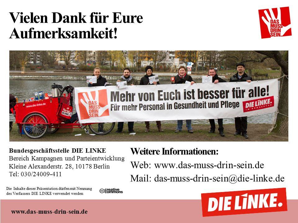www.das-muss-drin-sein.de Vielen Dank für Eure Aufmerksamkeit.
