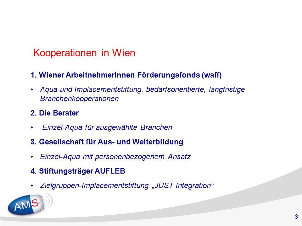 3 Kooperationen in Wien 1.