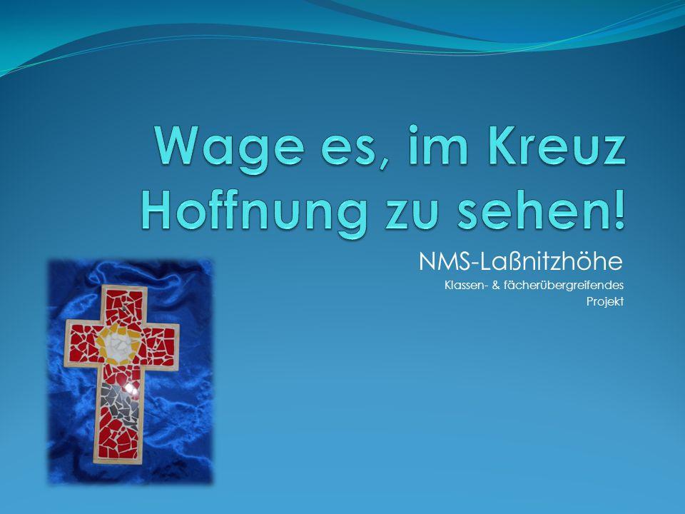 NMS-Laßnitzhöhe Klassen- & fächerübergreifendes Projekt