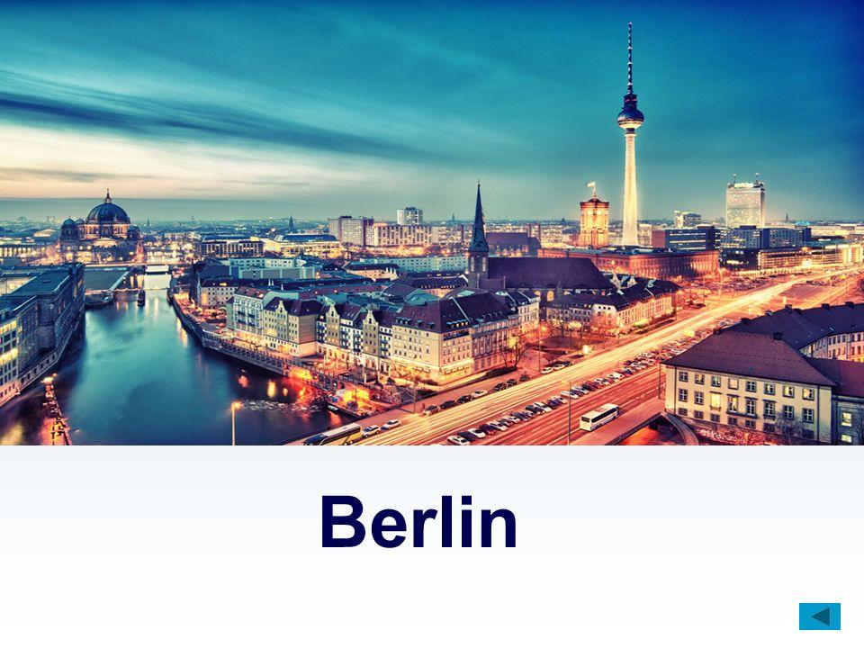 Die Hauptstadt Deutschlands ist… richtig