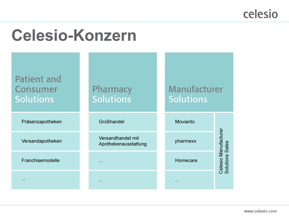 www.celesio.com Celesio-Konzern