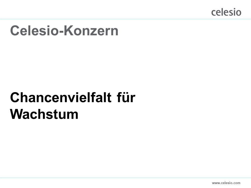 www.celesio.com Celesio-Konzern Chancenvielfalt für Wachstum