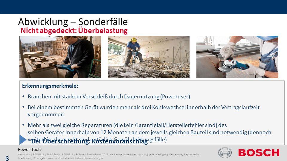 Vertraulich | PT/SDE11 | 26.06.2013 | PT/SDE11 | © Robert Bosch GmbH 2013.