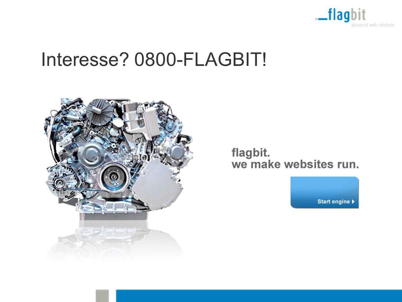 Interesse 0800-FLAGBIT!