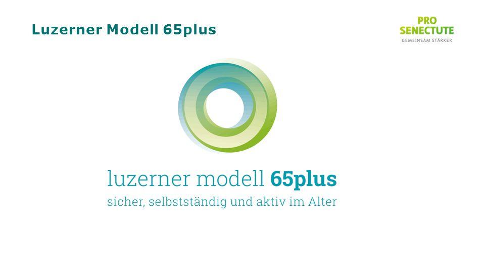 Luzerner Modell 65plus