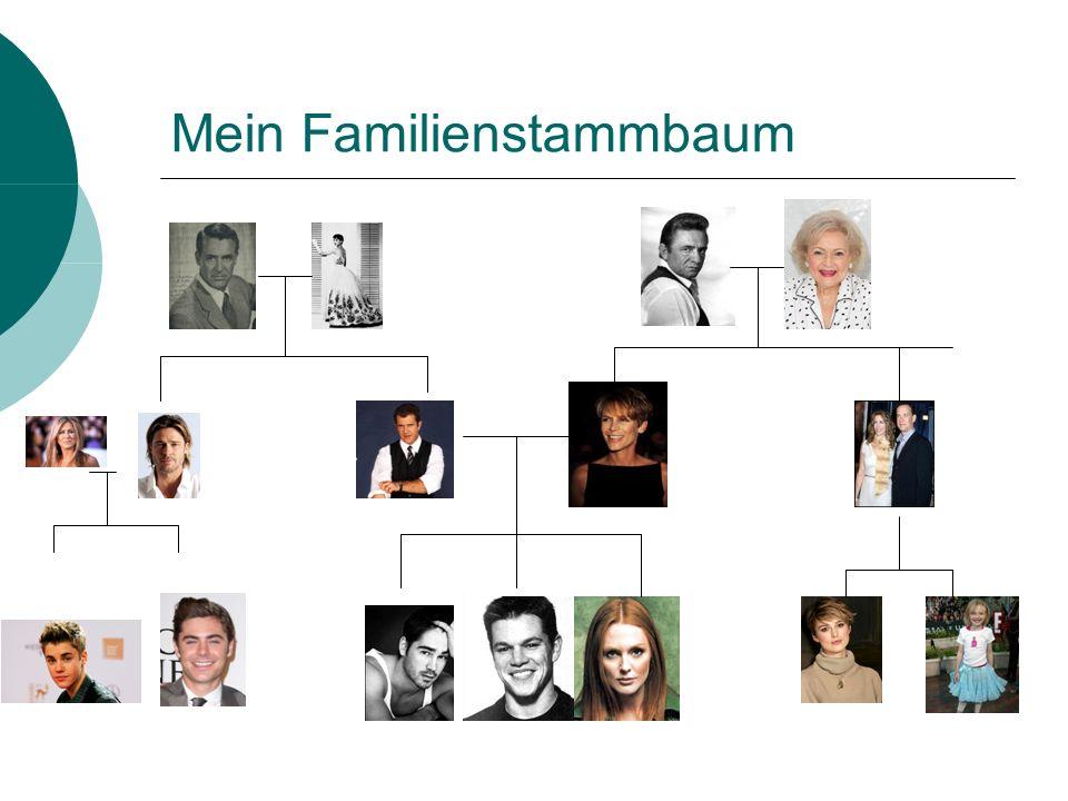 Mein Familienstammbaum