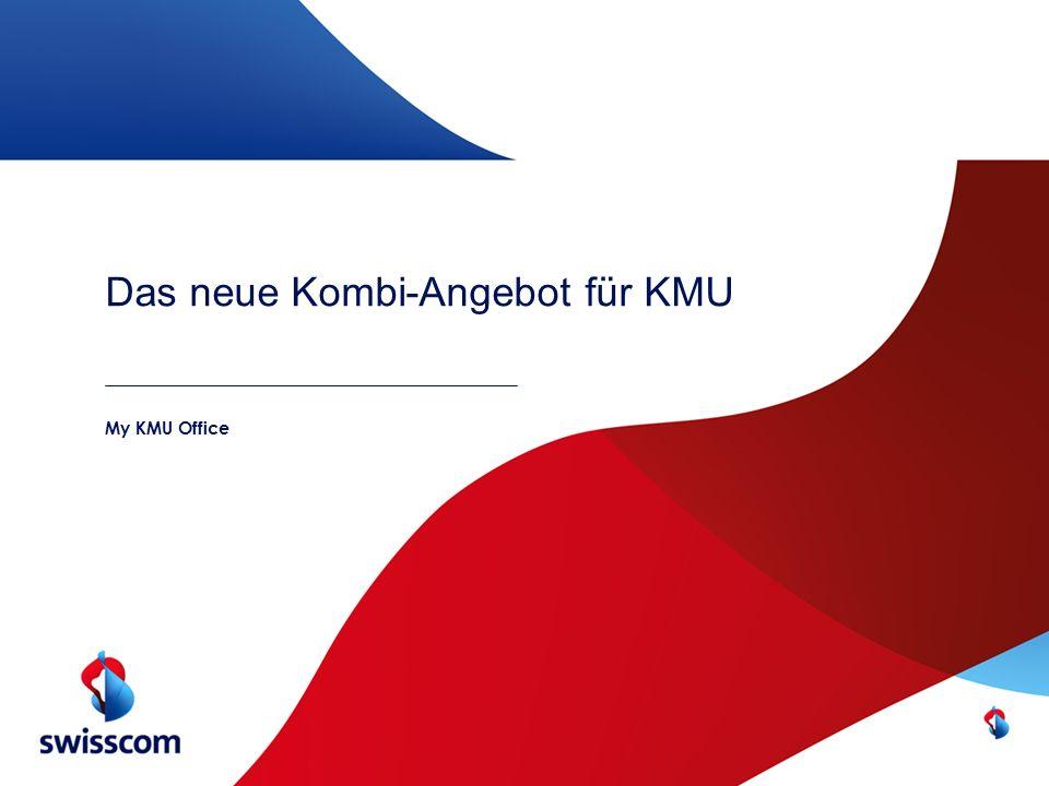 Das neue Kombi-Angebot für KMU My KMU Office